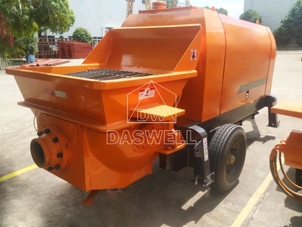 CPD30 towable pump