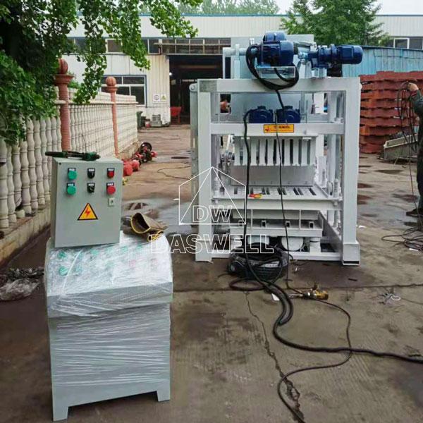 QTJ4-26 block machine