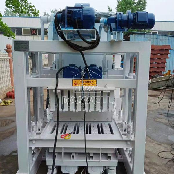 QTJ4-26 brick making machine sale