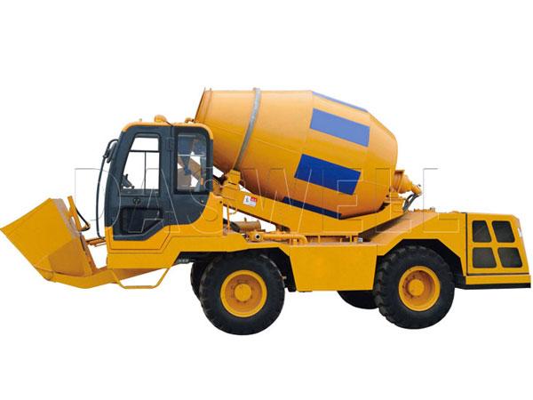 yellow mixer