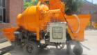 DHBT40 mixer pump machine