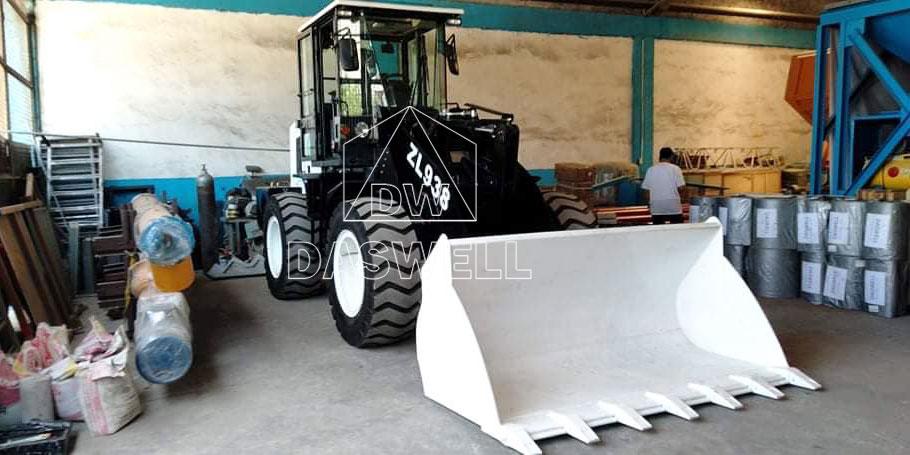 ZL938 wheel loader equipment
