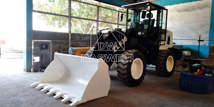 ZL938 wheel loader