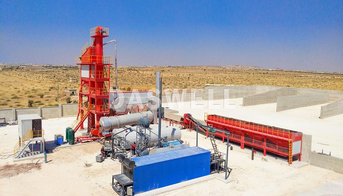 SAP1000 stationary plant