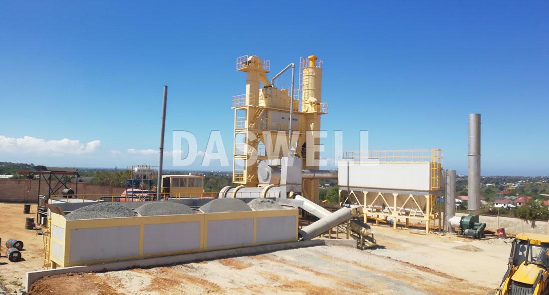 SAP1500 mixing plant