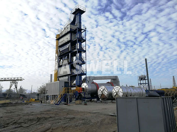 SAP3000 stationary plant