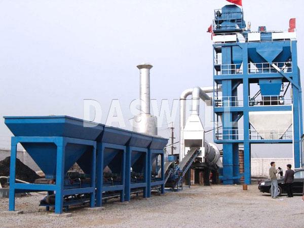 SAP750 plant